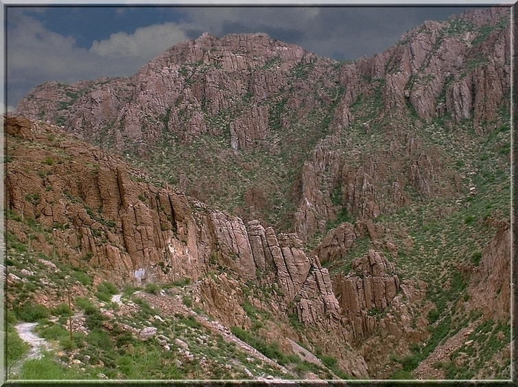 The Devils Canyon