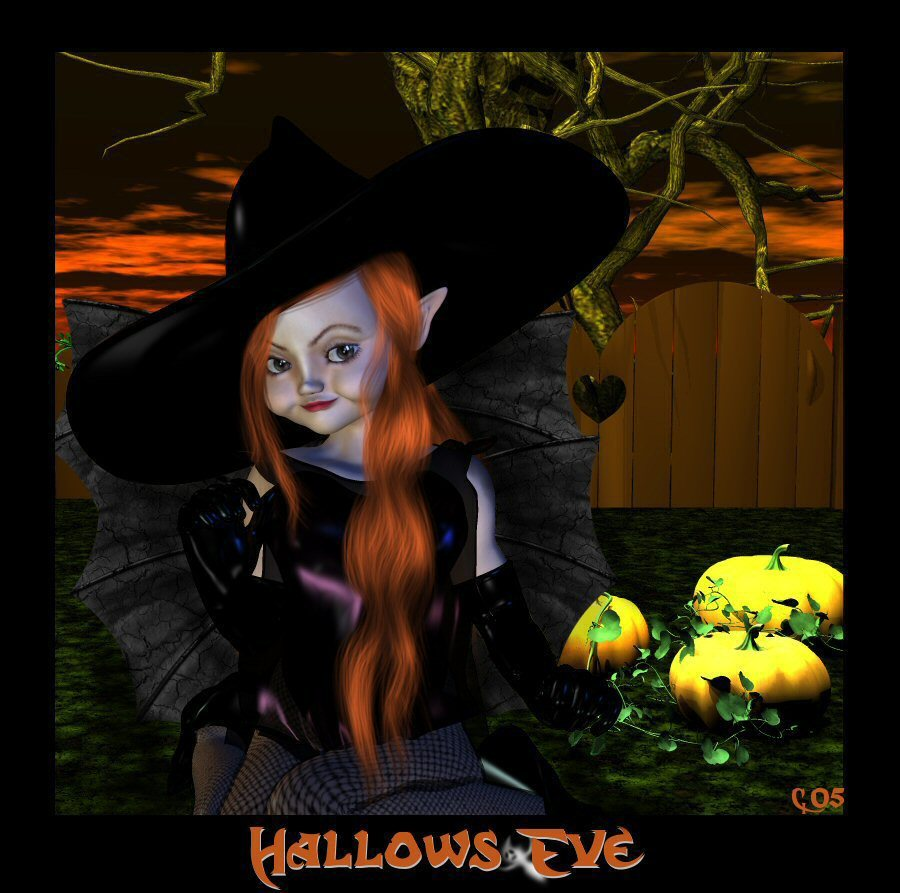 Hallows Eve by Cybrea