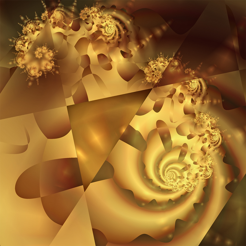 Flower Abstract 02 by eras50