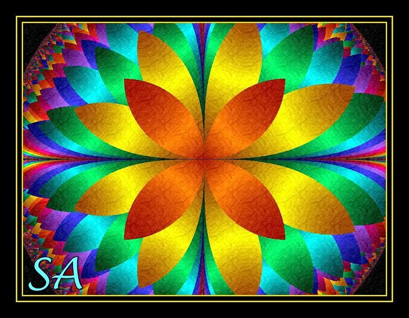MBF Fractal Flower by Snow_Angel