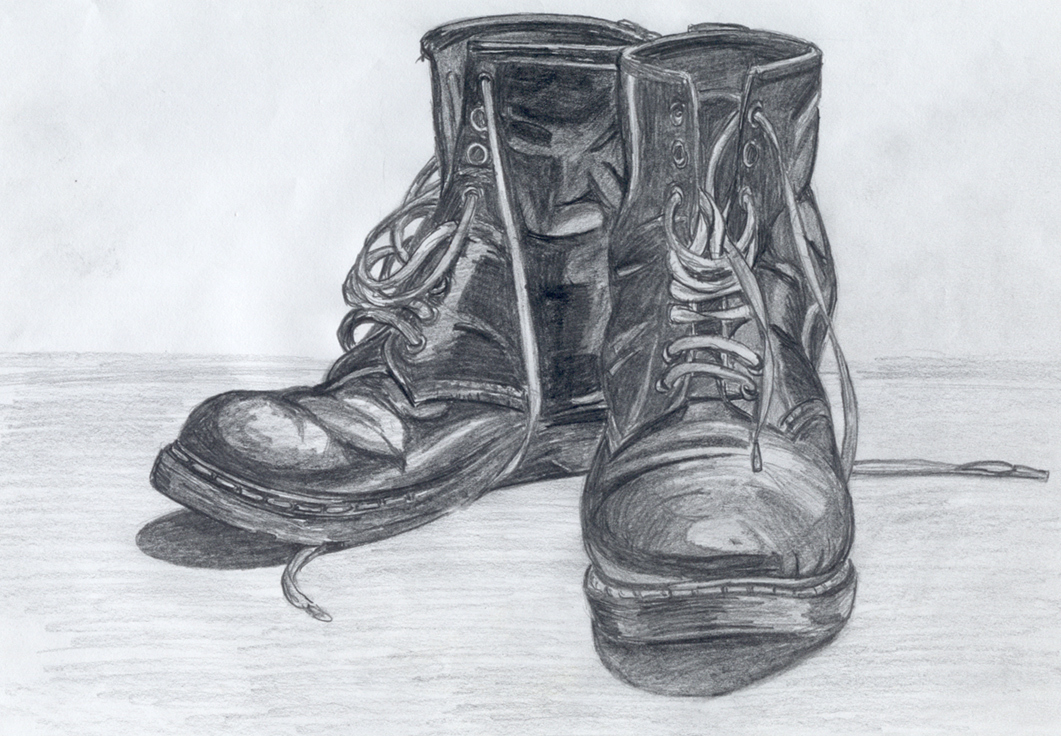 Old Boots by SamTherapy