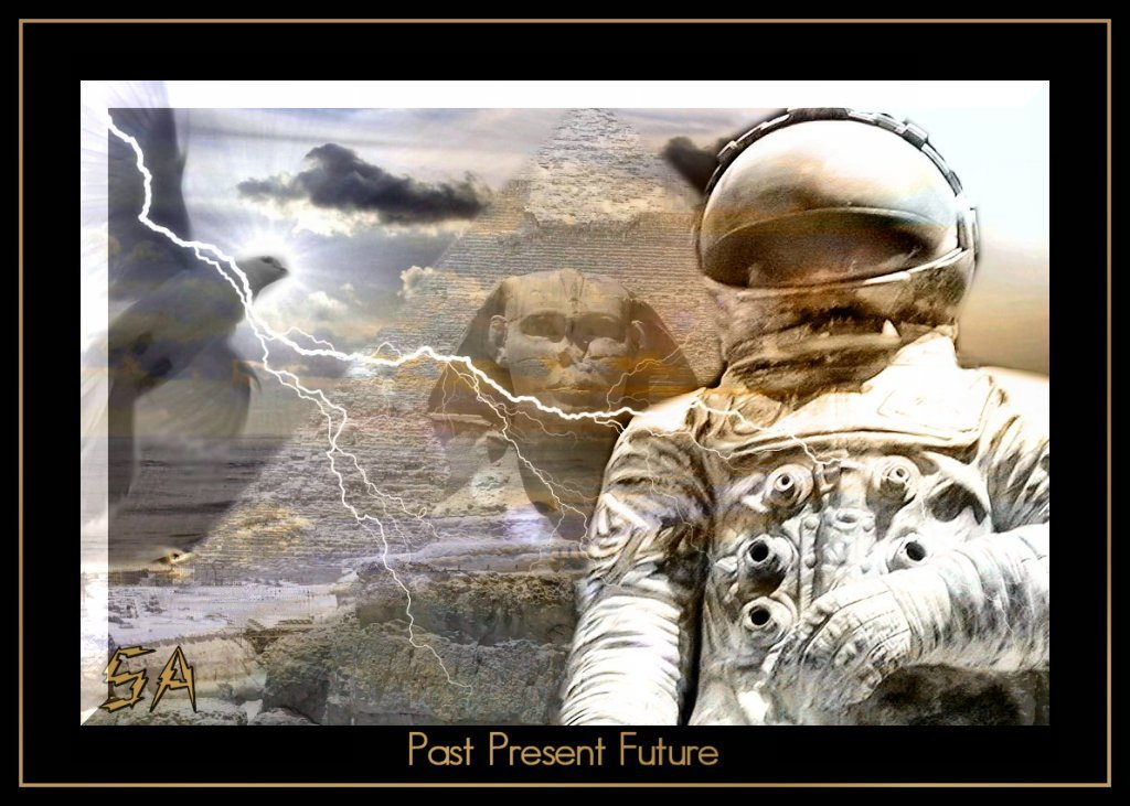 Past Present Future by Snow_Angel