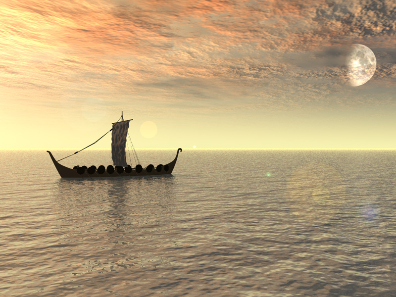 The Vikings are coming ! by devongrrl