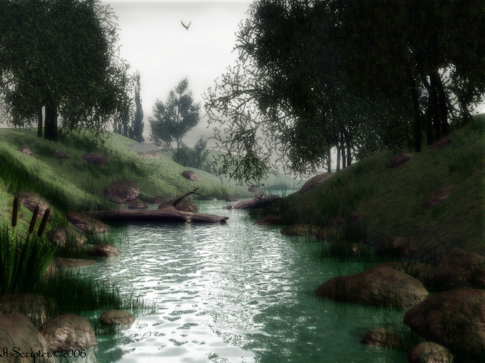 The River by ascript