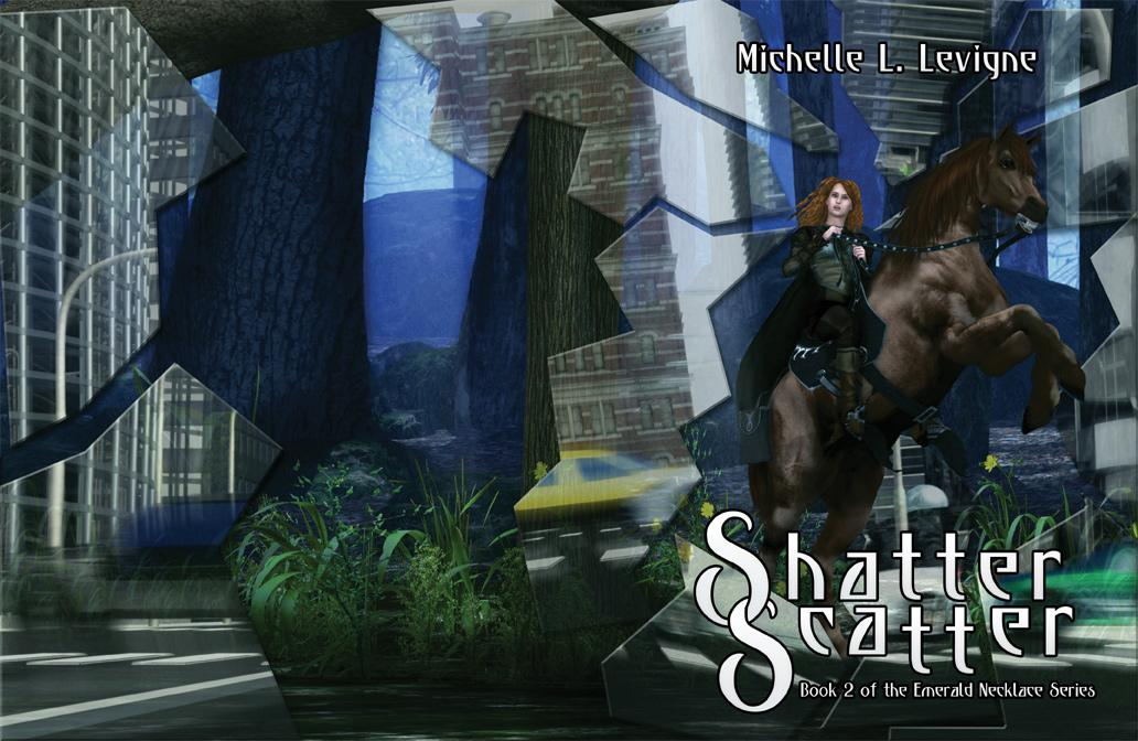 Shatter Scatter by Arien