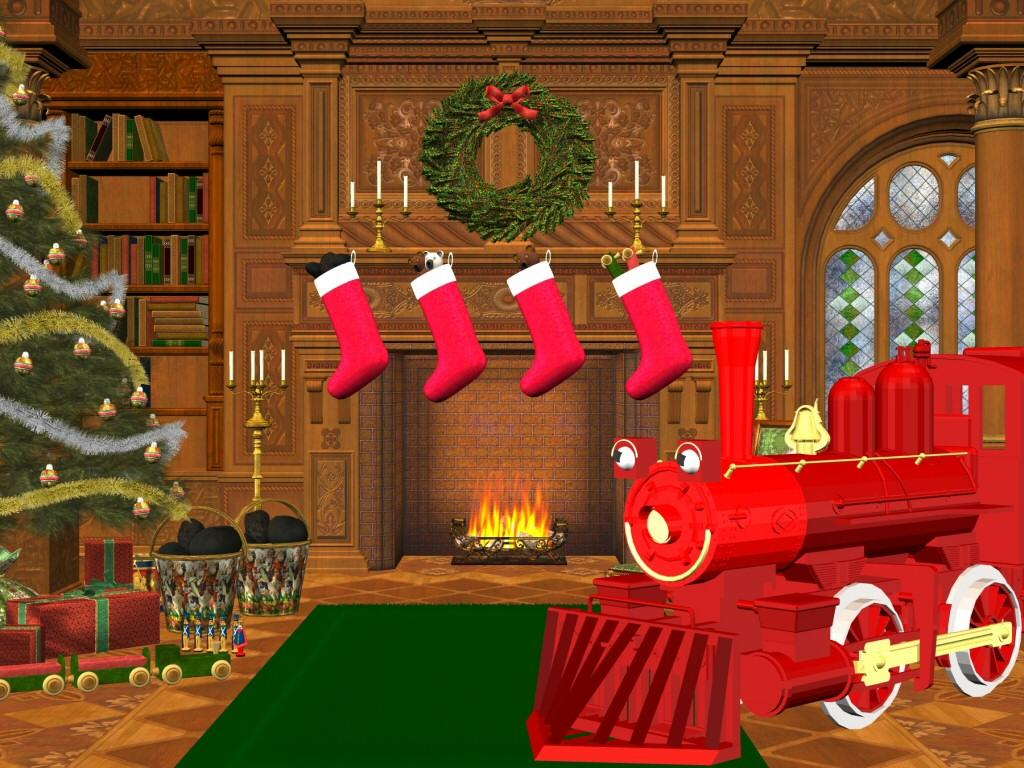 Santa Brought Me Coal! by 3dCritter
