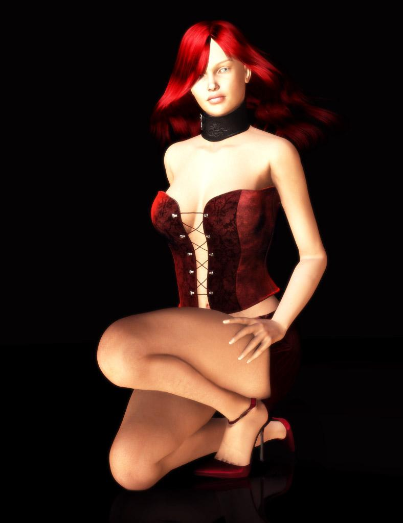 Red by Arien