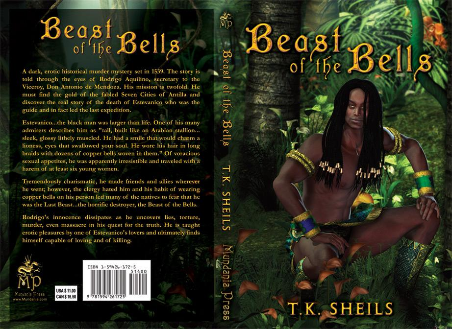 Beast of the Bells book cover by Arien