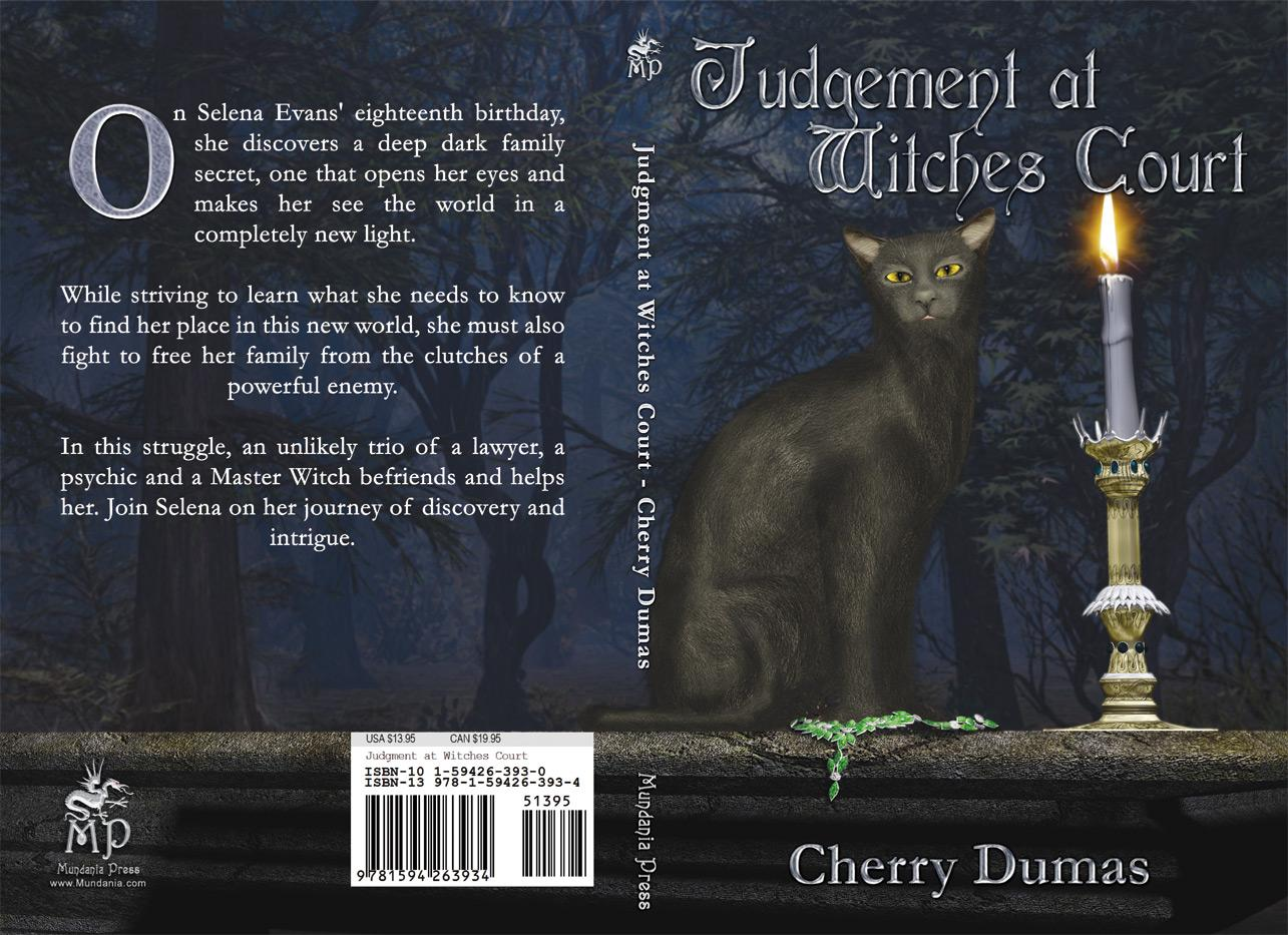 Judgement at Witches' Court by Arien