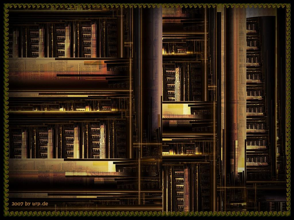 LIBRARY by ulliroyal