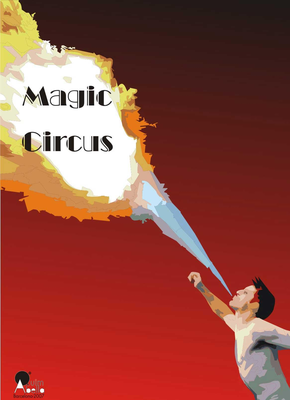 Magic Circus by quim2001