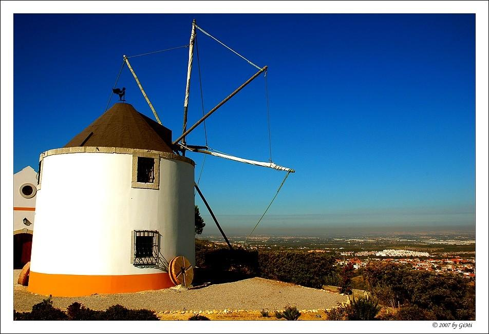Portuguese windmill #1 by GiMi53