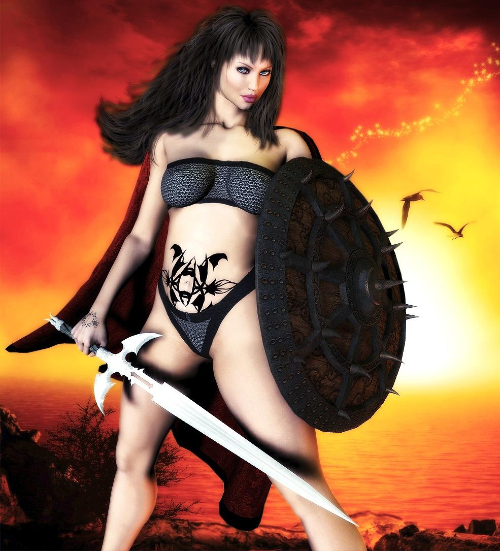 Woman of Sparta
