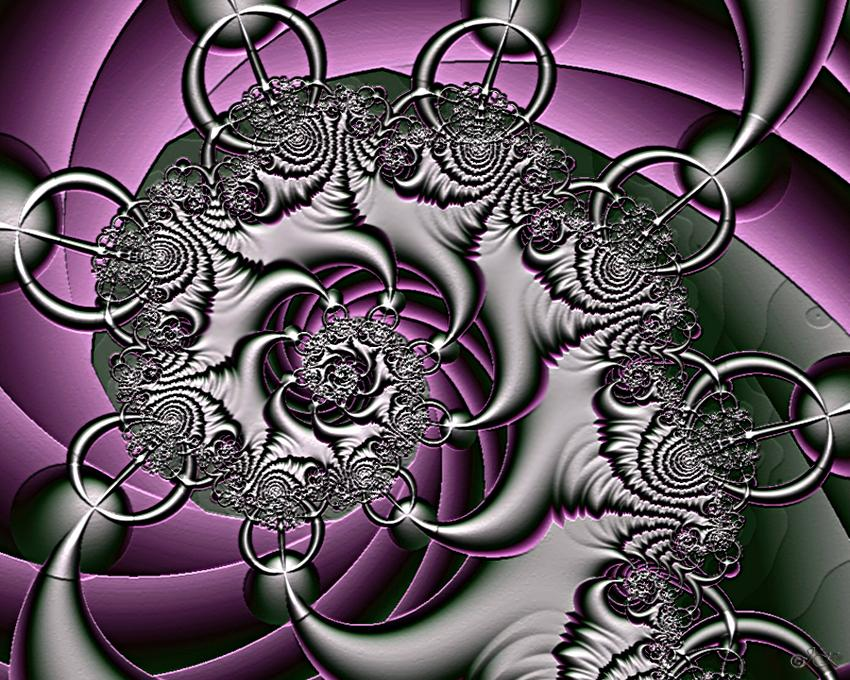Spiral of Rings by -Josh-