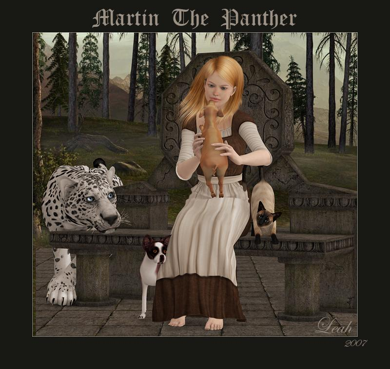 ~~Poor Martin the Panther~~ by Turtle