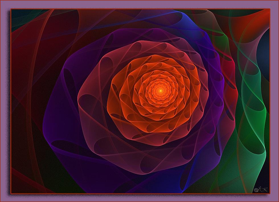 Red Rose by -Josh-