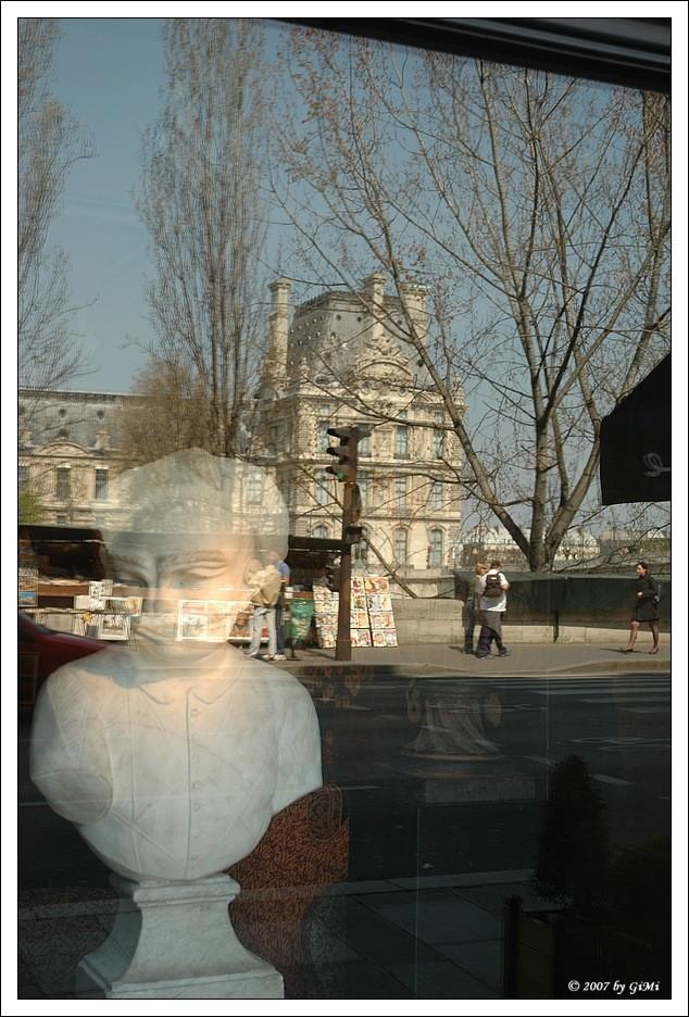 Reflections in Paris by GiMi53