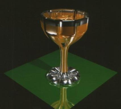 THE QUEENS GOBLET by 3DMISFIT