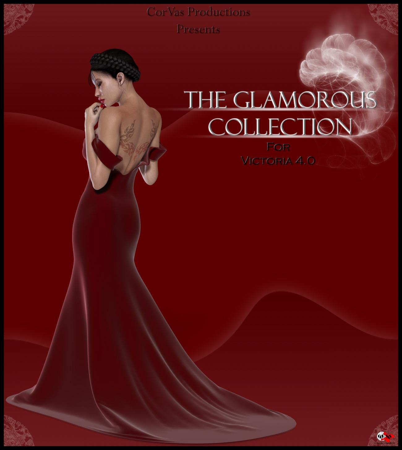 The Glamorous Collection by corvas