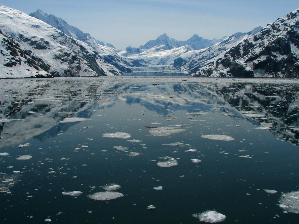 One last look at Glacier Bay