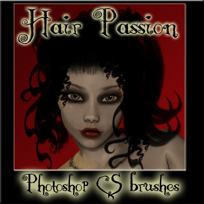 Hair passion Brushes