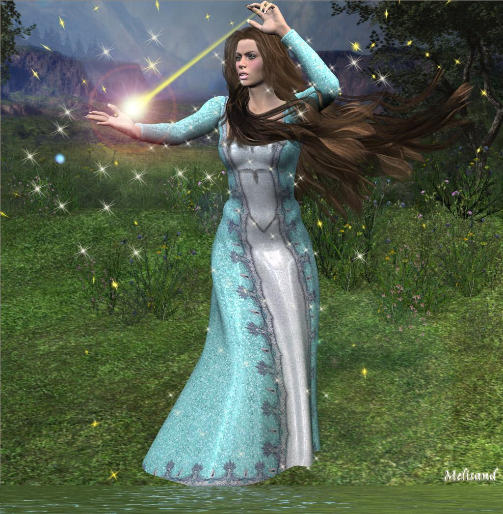 *~*Playing With Magic*~* by Melisand