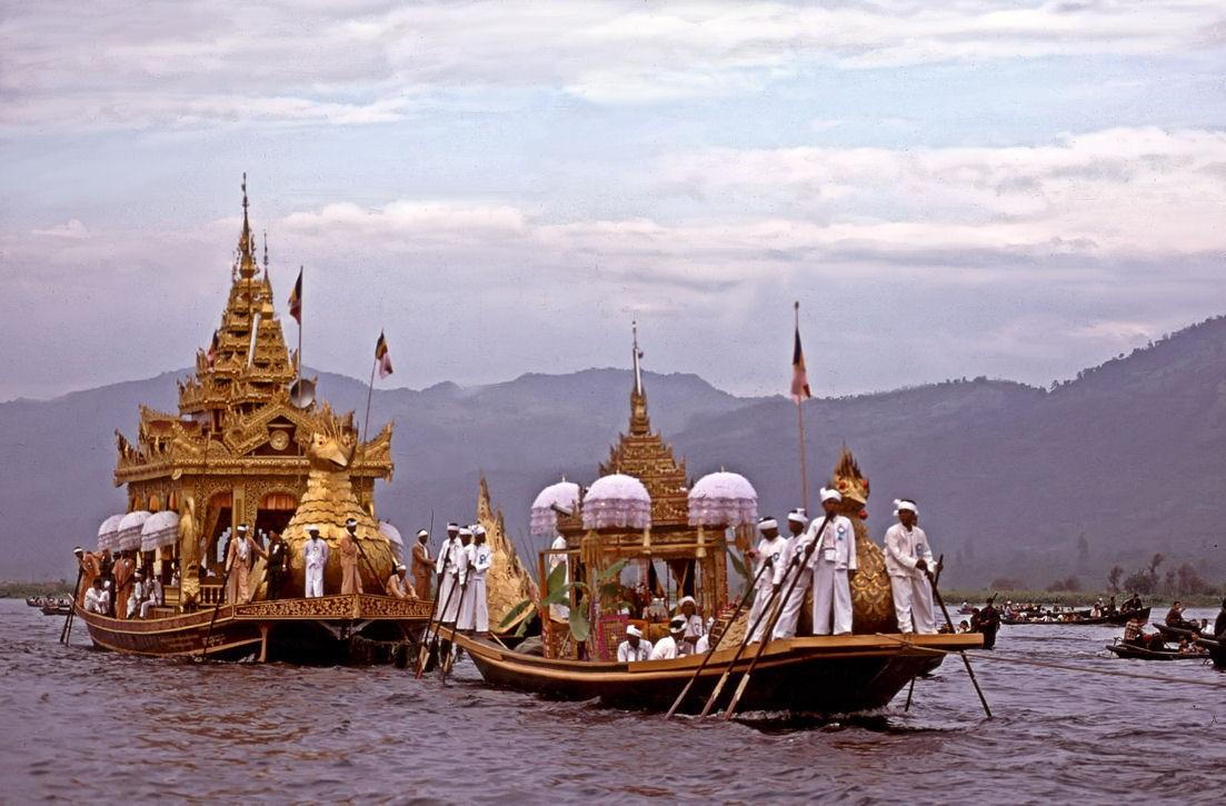 THE HOLY ROYAL BARGE