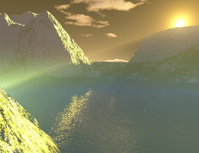 Last Ray of Hope by 3DMISFIT