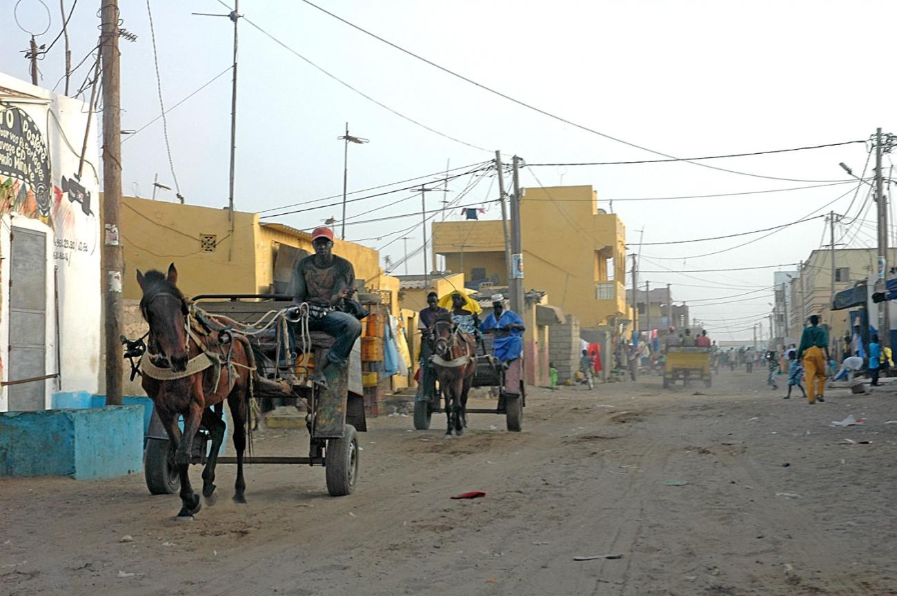 Cars of 2007, Senegal, I, for Mousson