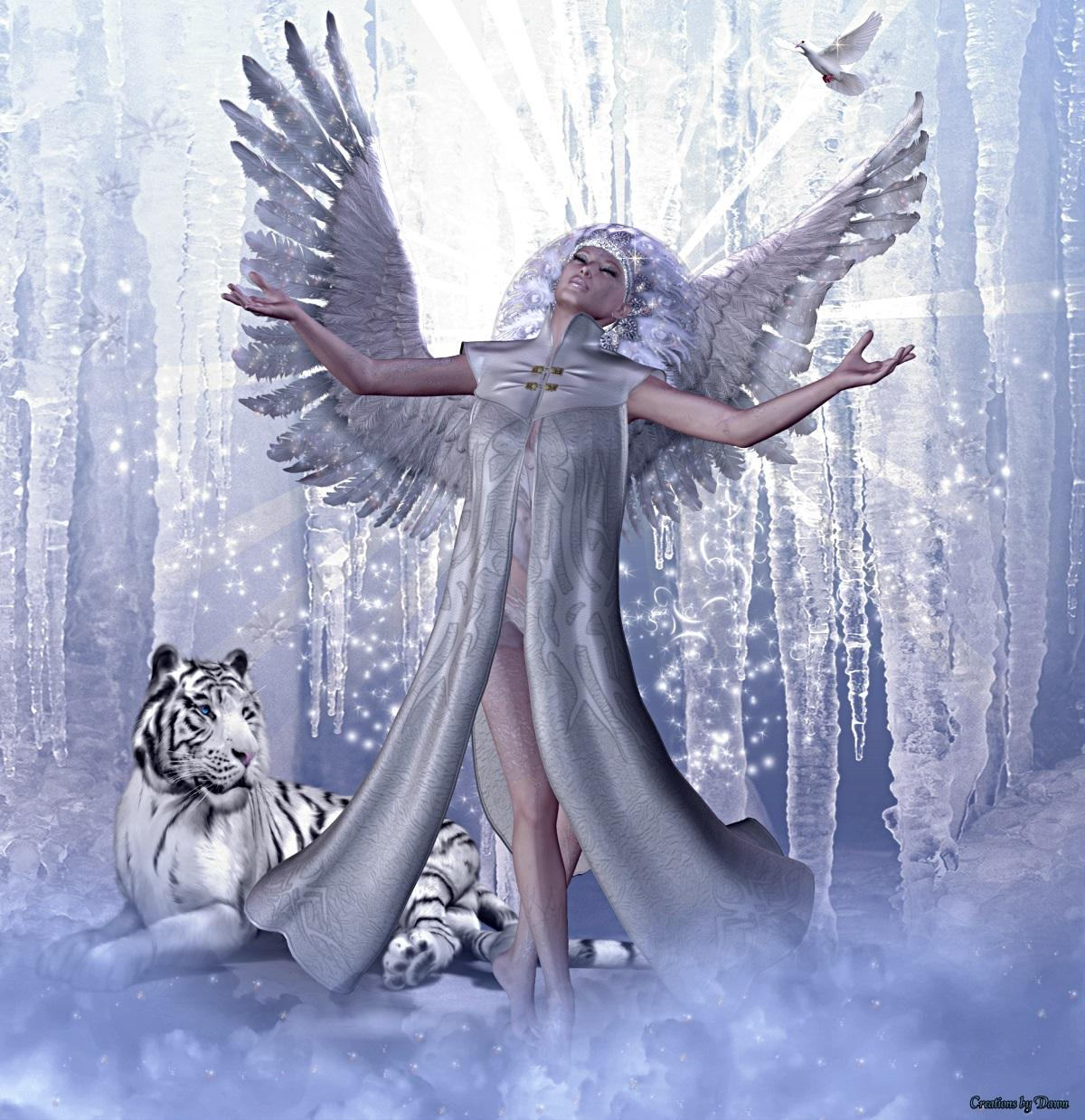****~Snow Angel~***