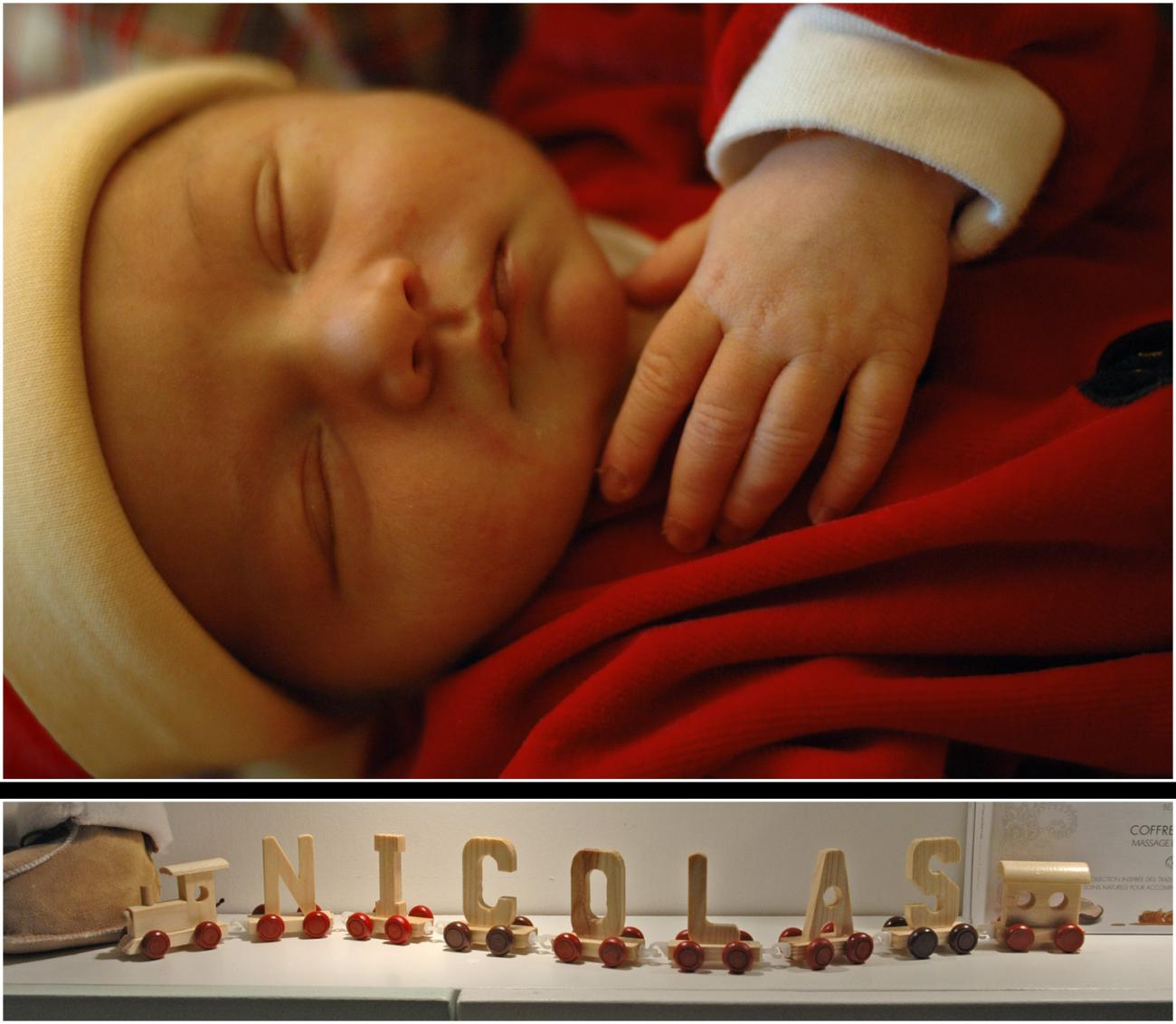 The smallest Santa Claus in the world?