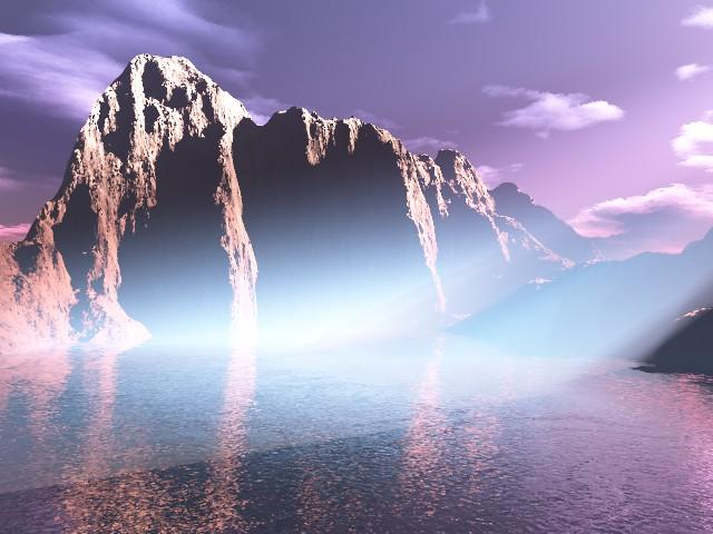 Magic Mountain by 3DMISFIT