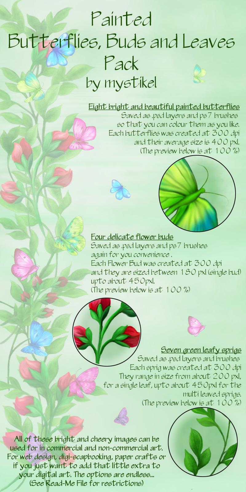 Butterfly Pack.. Coming soon