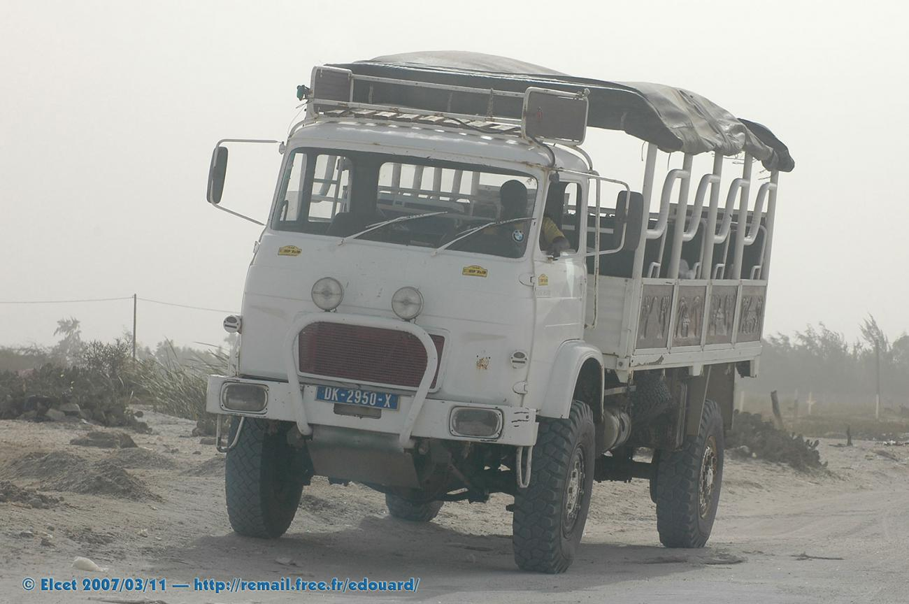 Cars of Senegal 6 – For tourists only by Elcet