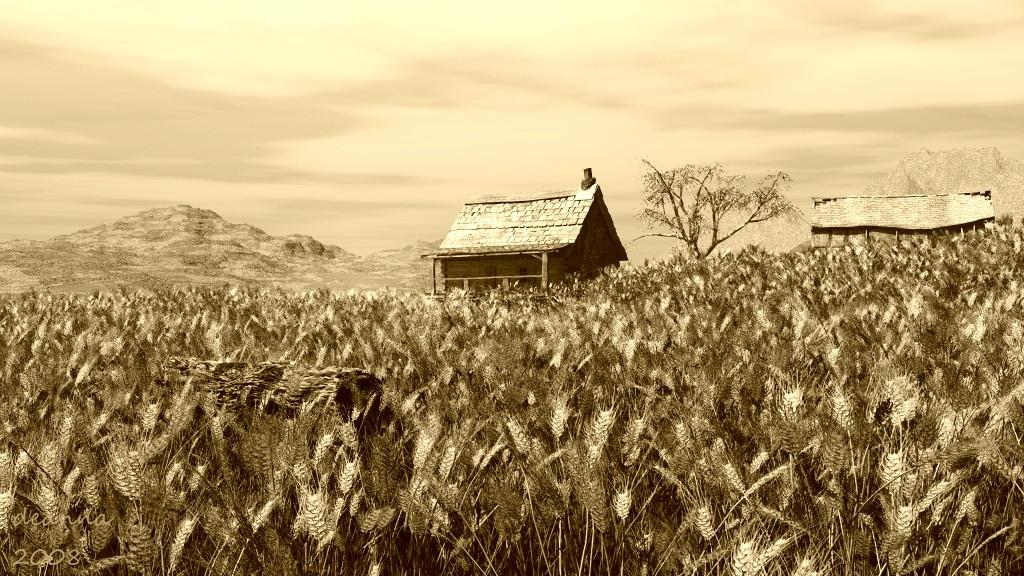 Sepia Summer by dhanco