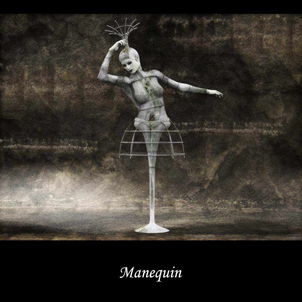 Manequin by Digger2000