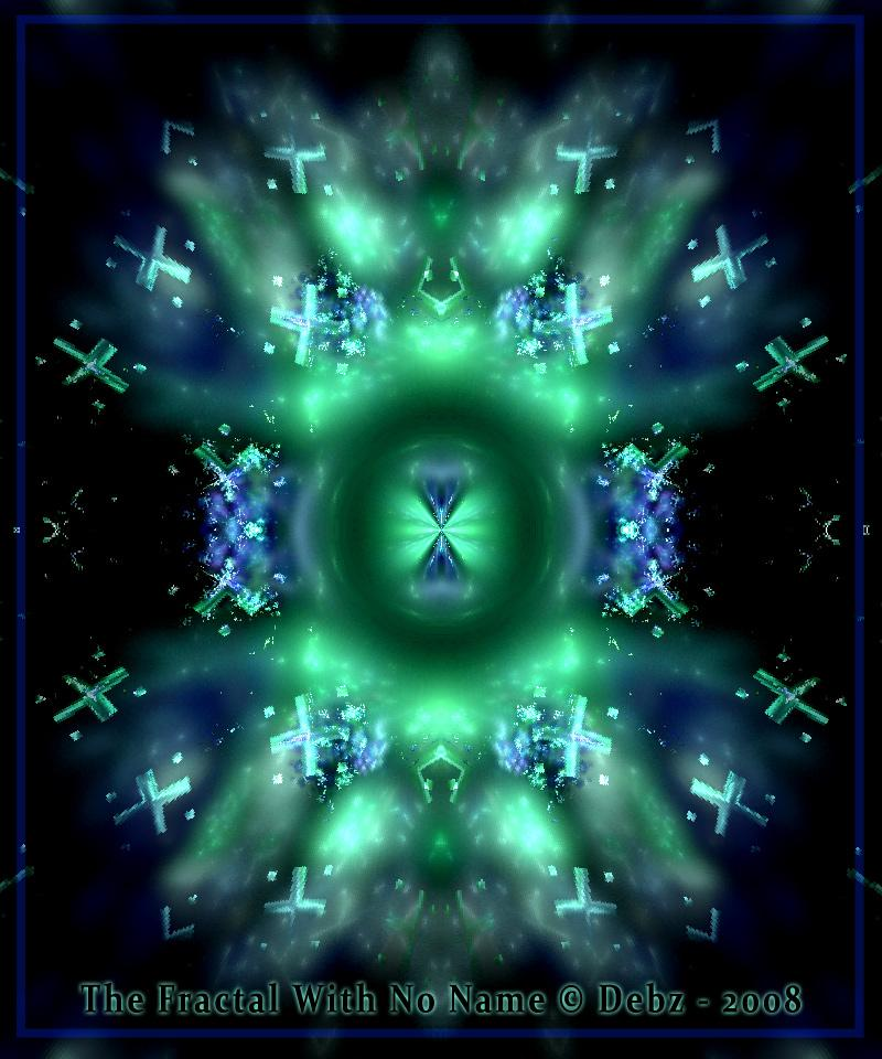 The Fractal With No Name by debz