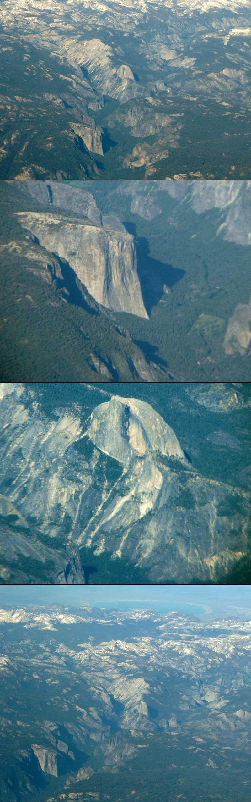 Yosemite Valley and Mono Lake by nelsone