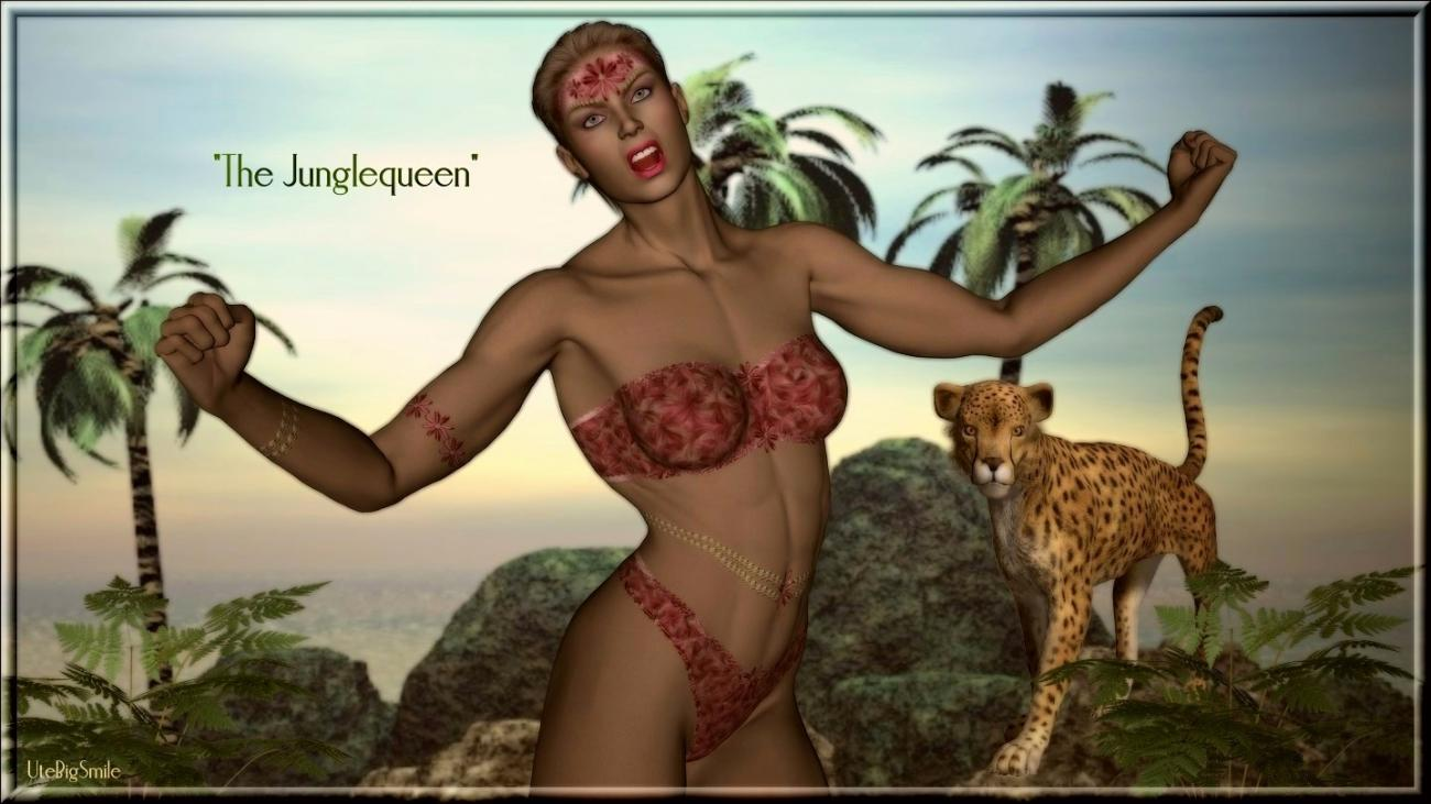 The Junglequeen by UteBigSmile