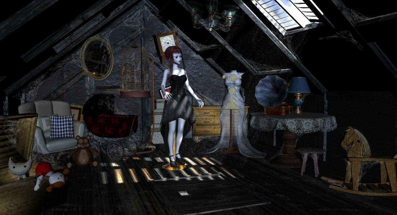 Toys in the Attic by dhouck