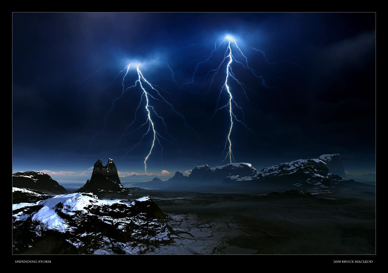 Impending Storm by bpmac