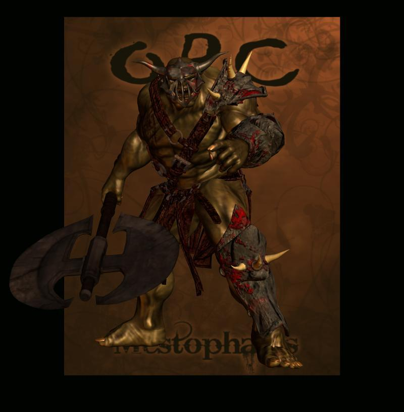 Orc The Beginning by Mestophales