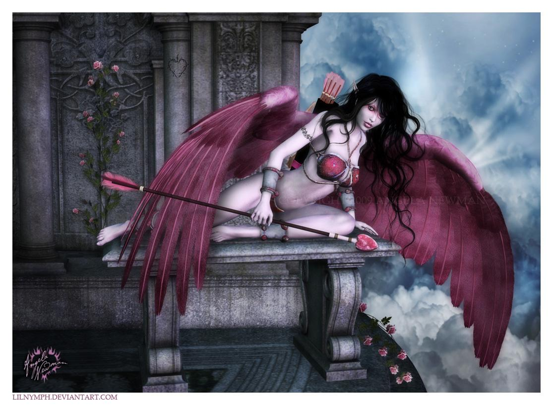 Cupid by anewman