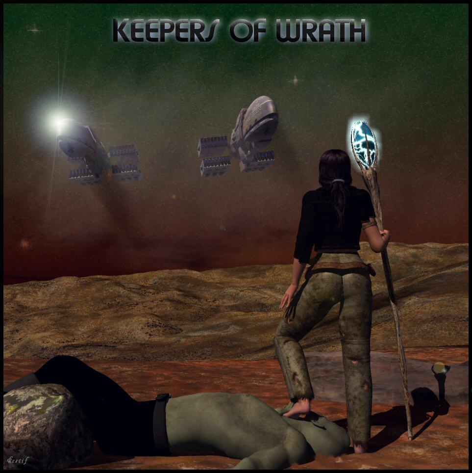 Keepers of Wrath by restif