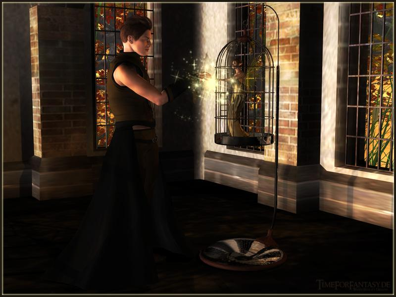 A touch of fairytales by Nyala