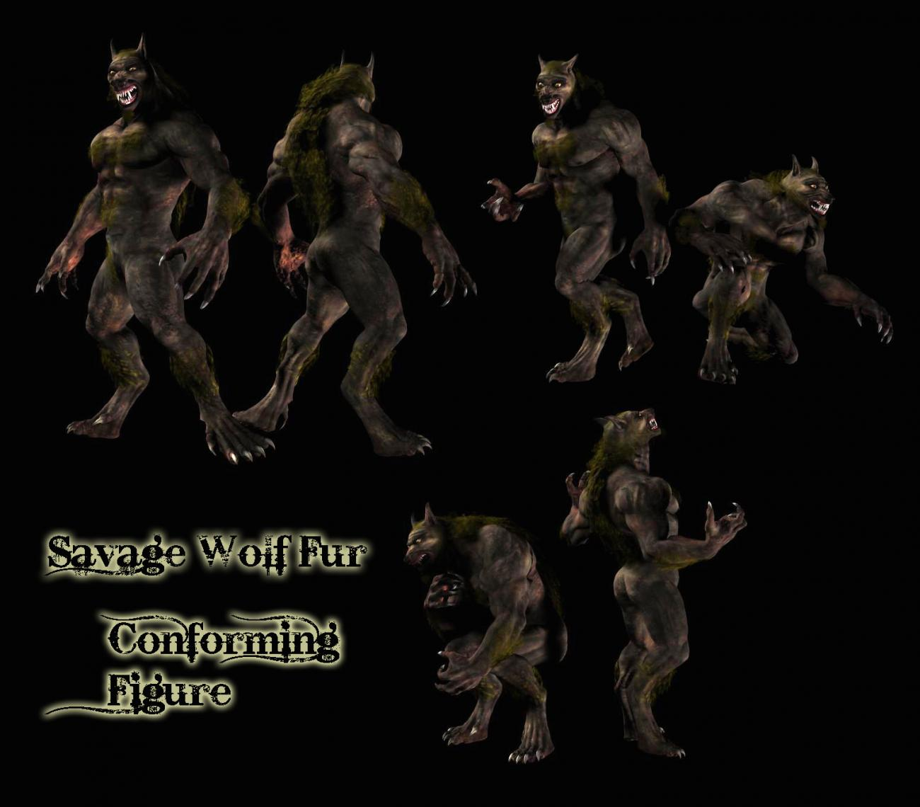 Savage Wolf for the Manitou.....Coming Soon