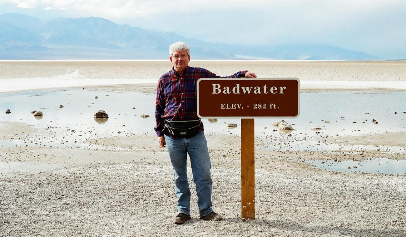 Badwater Flats, Death Valley, CA by danapommet