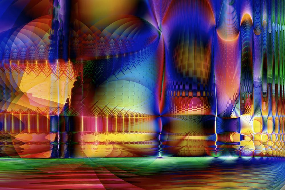 Party Hall by Titia