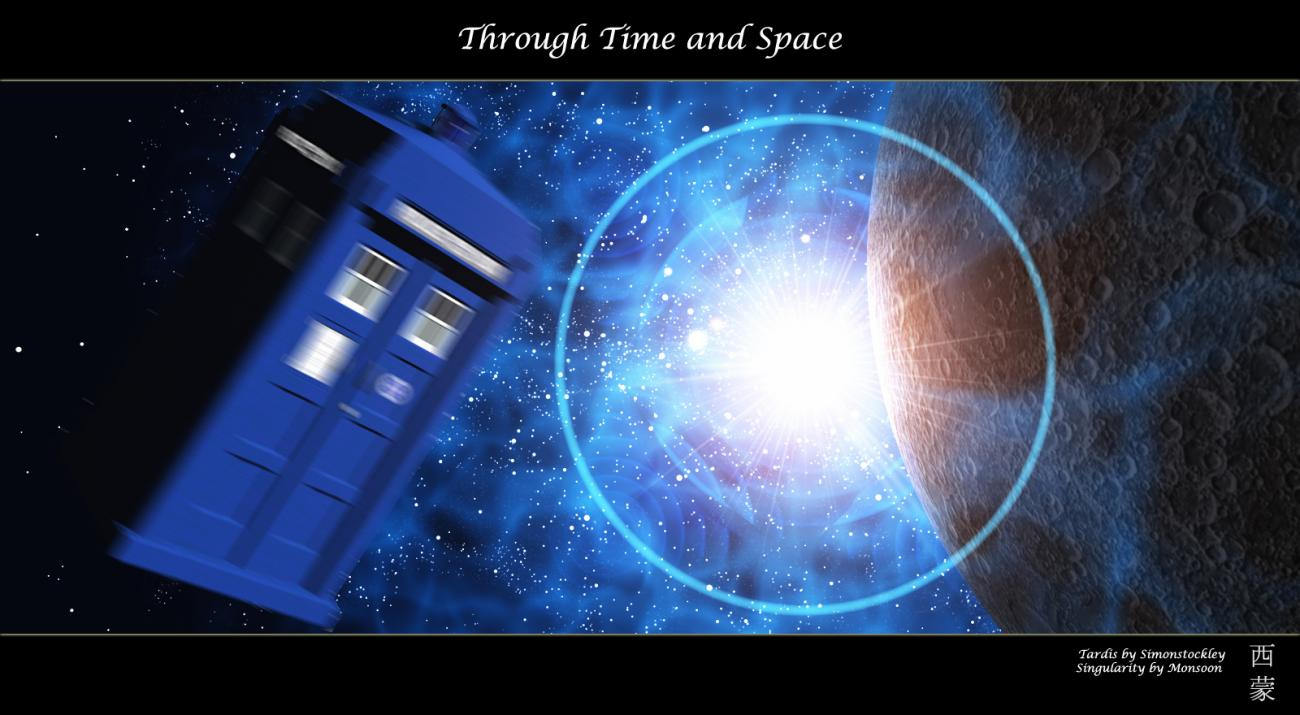 Through Time and Space