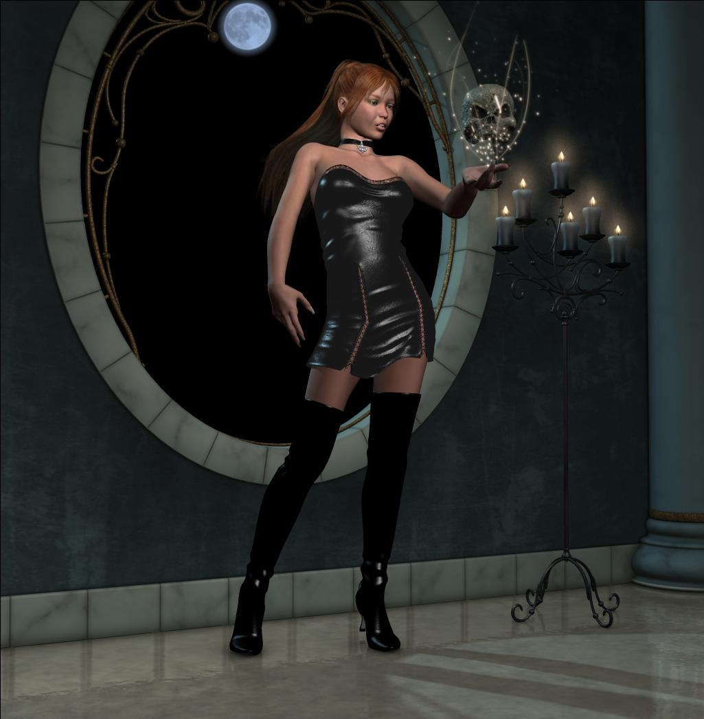 *~*A Little Black Magic*~* by Melisand